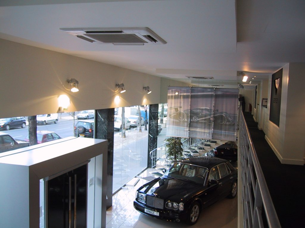 Concession Bentley Neuilly